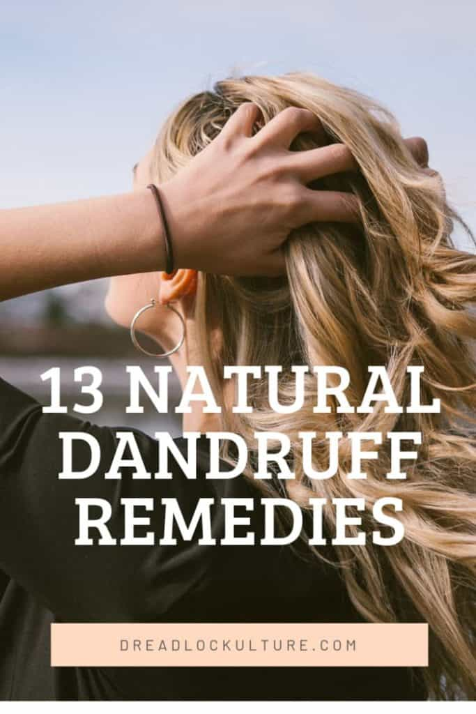 How to Get Rid of Dandruff in Dreads