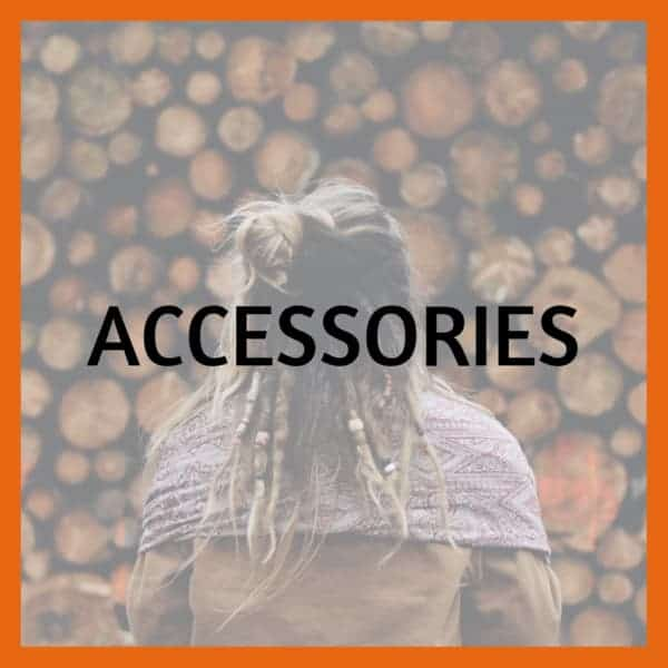 Best accessories for dreads