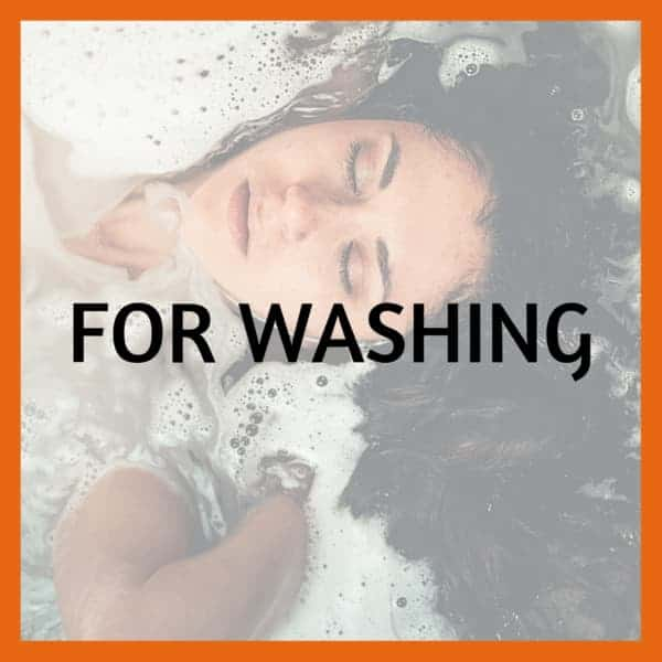 Best washing tools for dreads