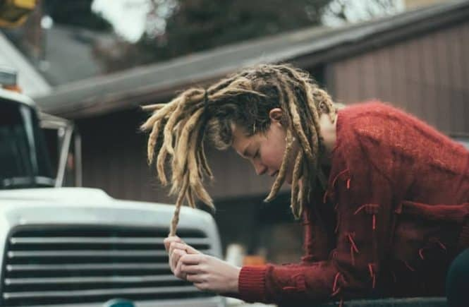 Do split ends matter with dreads?