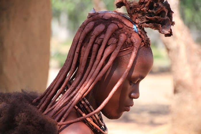 Dreadlocks in Namibia