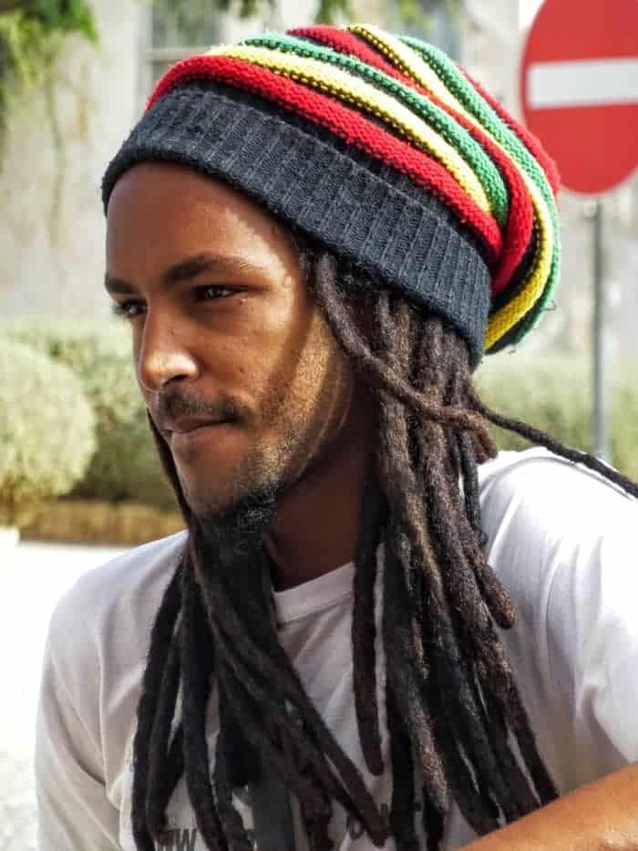 Rastafari dreadlocks